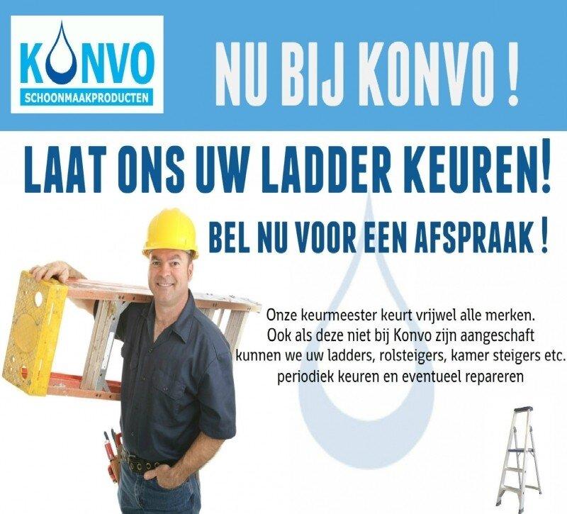Ladderkeuring