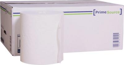 Prime Source Poetsrol 1 laags wit 120 meter tissue