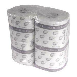 Toiletpapier hotel 2 laags tissue 95x110mm 350vel Primesource