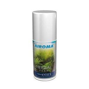 Luchtverfrisser navulling herbal fern 100ml micro airoma PrimeSource